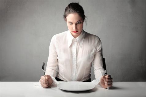 apetitas stresas