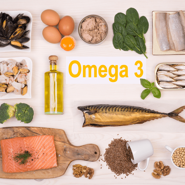 Omega 3 šaltiniai maiste