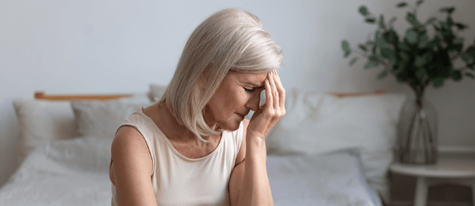 Soja moterims menopauzė