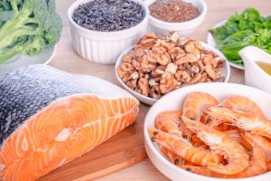 Omega Žuvų taukai